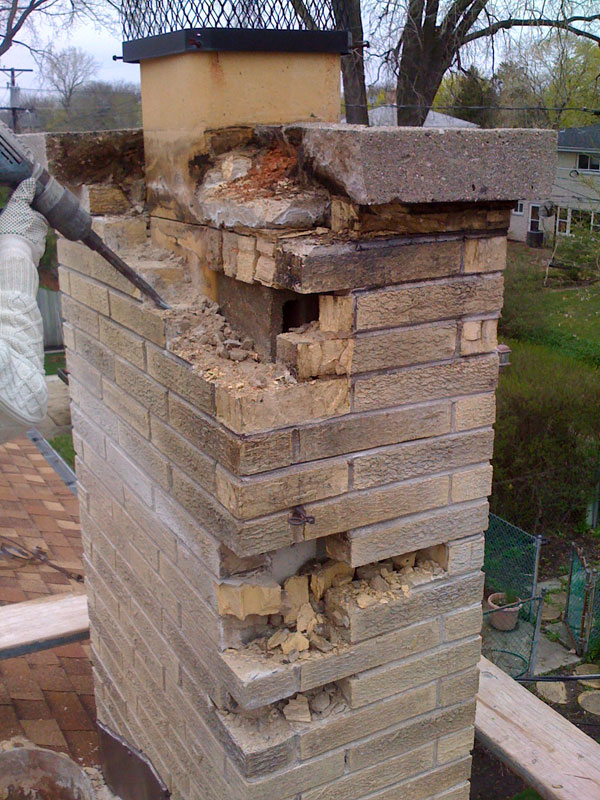 Chimney Masonry Repair Denver Chimney Repair Tuck Pointing